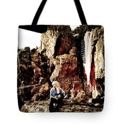 Sunrise Or Sunset Tote Bag