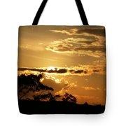 Sunrise Over Fort Salonga4 Tote Bag