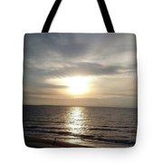 Sunrise Over Myrtle Beach, Sc Tote Bag