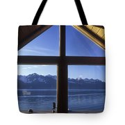 Sunrise Over Resurrection Bay From Salt Tote Bag