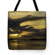 Sunrise Over The Ninth Ward Tote Bag
