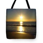 Sunrise Over The Ocean8852 Tote Bag