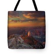 Sunrise Point Imperial North Rim Grand Canyon National Park Arizona Tote Bag