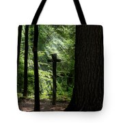Sunrise Prayer Tote Bag
