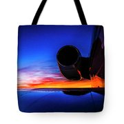 Sunrise Pre Flight Tote Bag