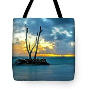 Sunrise Punta Cana #2 Tote Bag