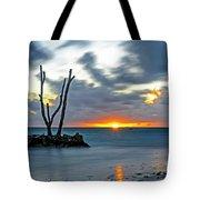 Sunrise Punta Cana Tote Bag