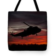 Sunrise Search And Rescue Tote Bag