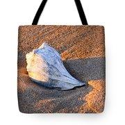 Sunrise Seashell Tote Bag