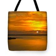 Sunrise Summit Tote Bag