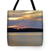 Sunrise-sunset 3 Tote Bag