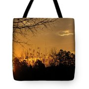 Sunrise Sunset Tote Bag