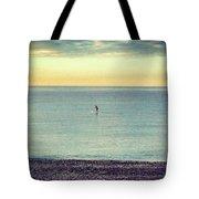 Sunrise Surfing Tote Bag