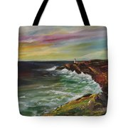 Sunrise Viii Tote Bag
