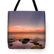 Sunrise Wisp Tote Bag