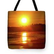 Sun's Halo Tote Bag