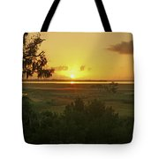 Sun's Up Tote Bag