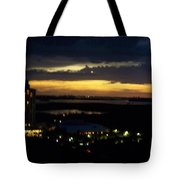 Sunset 0002 Tote Bag