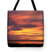 Sunset 0037 Tote Bag