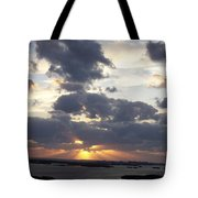 Sunset 0046 Tote Bag
