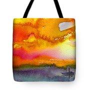 Sunset 02 Tote Bag