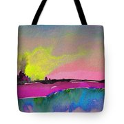 Sunset 09 Tote Bag