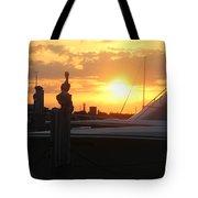 Sunset 1 Tote Bag