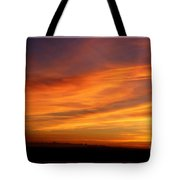 Sunset 10 Tote Bag