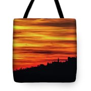 Sunset 11 Tote Bag