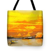 Sunset 24 Tote Bag