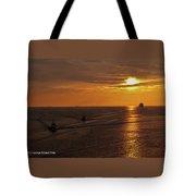 Sunset - 34 Tote Bag