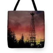 Sunset 5 Tote Bag