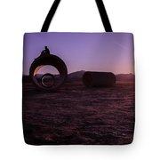 Sunset Admiration Tote Bag