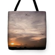 Sunset Ahuachapan 14 Tote Bag