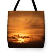 Sunset Ahuachapan 24 Tote Bag