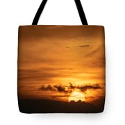 Sunset Ahuachapan 27 Tote Bag