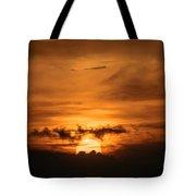 Sunset Ahuachapan 28 Tote Bag