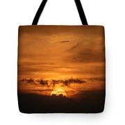 Sunset Ahuachapan 31 Tote Bag
