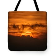Sunset Ahuachapan 33 Tote Bag