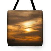Sunset Ahuachapan 4 Tote Bag
