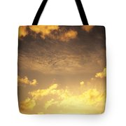 Sunset At Chinamans Hat Tote Bag