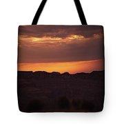 Sunset At Grand Canyon Tote Bag
