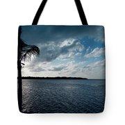 Sunset At Grassy Key Tote Bag