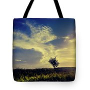 Sunset At Kuru Kuru Tote Bag