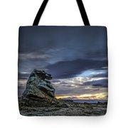 Sunset At Poolburn Reservoir 1 Tote Bag