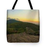 Sunset At Roan Mountain Tote Bag