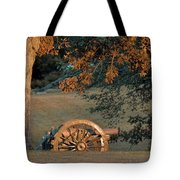 Sunset At Shiloh Tote Bag
