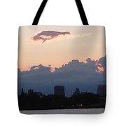 Sunset At The Lake5 Tote Bag
