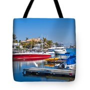 Sunset Beach Bolsa Bay Tote Bag