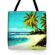 Sunset Beach Hawaiian #113 Tote Bag